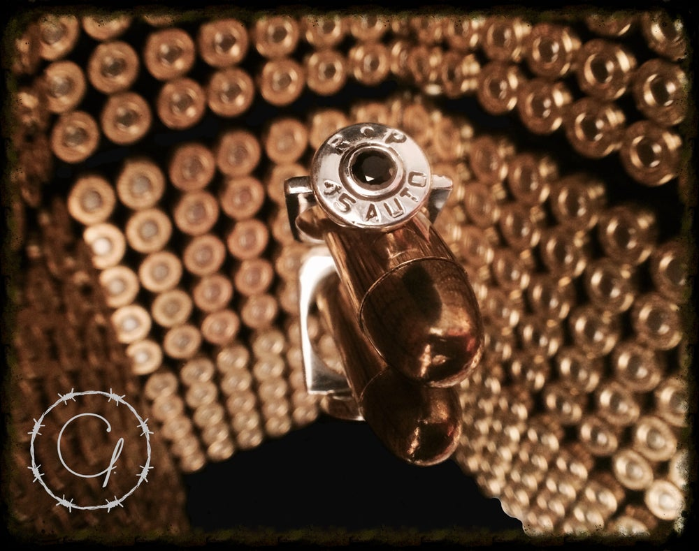 Image of .45 ACP Golden Saber Ring