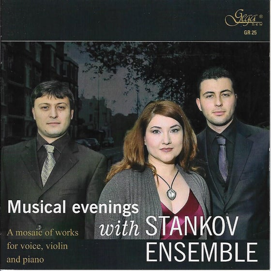Image of Musical Evenings with Stankov Ensemble