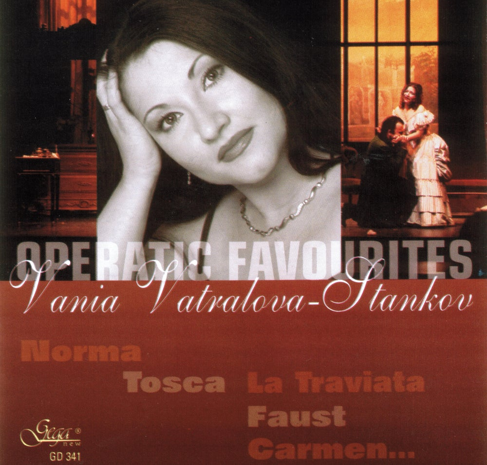 Image of CD Operatic Favourites