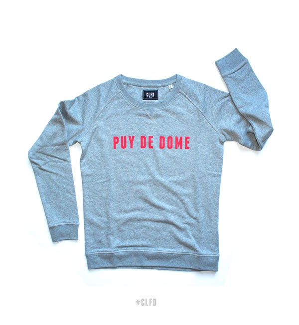 Image of Sweat-shirt<br>Puy de Dome