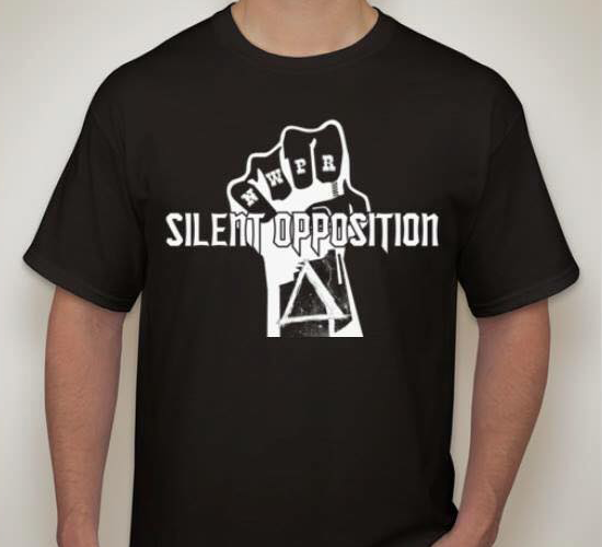 Image of Silent Opposition T-Shirt