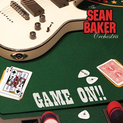 """Image of Sean Baker """"Game On!!""""  2015"""