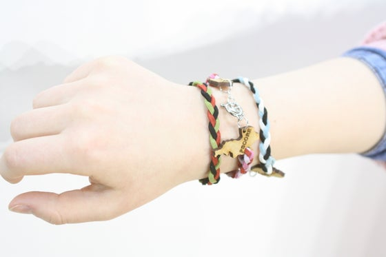 Image of Bracelet - Multicolored