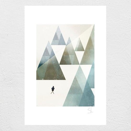 Image of The Adventurous Print
