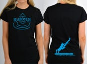Image of Rainover t-shirt GIRLIE