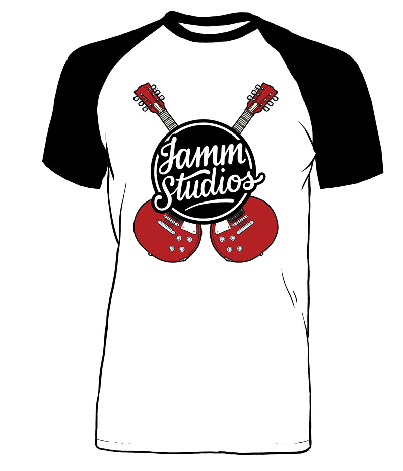 Image of Jamm Tee - Guitar