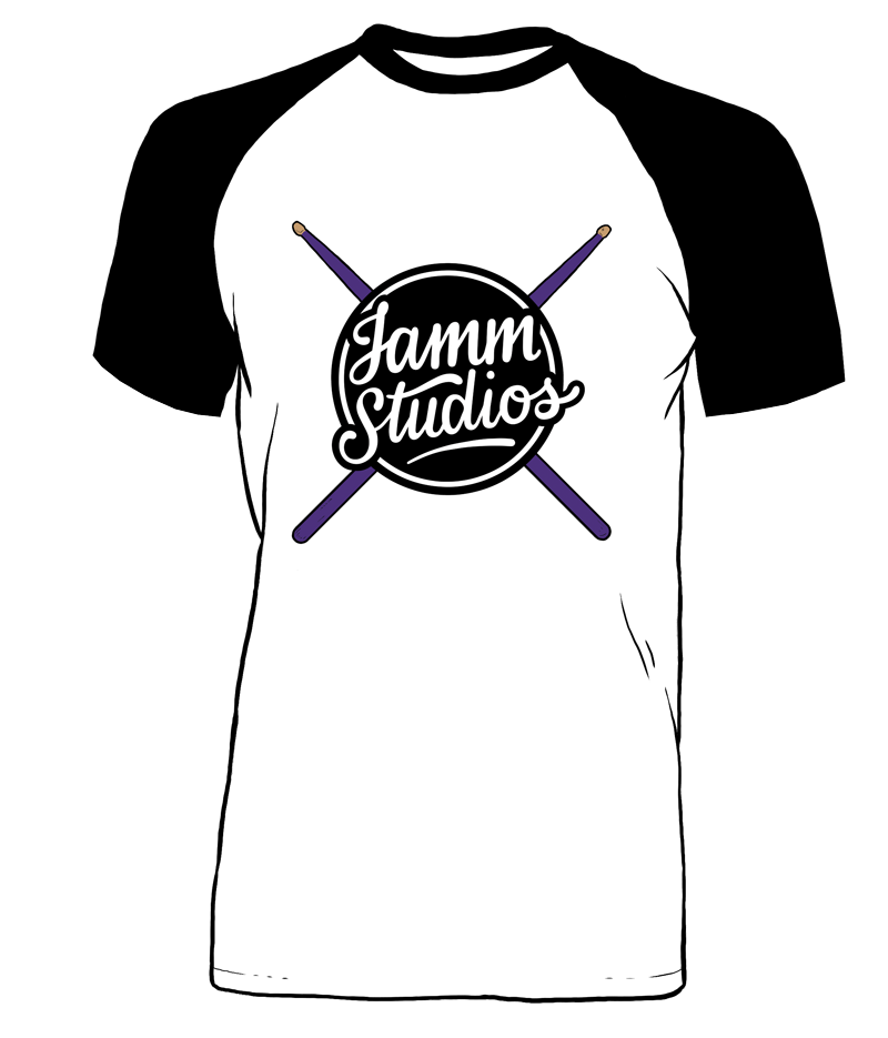 Image of Jamm Tee - Drums