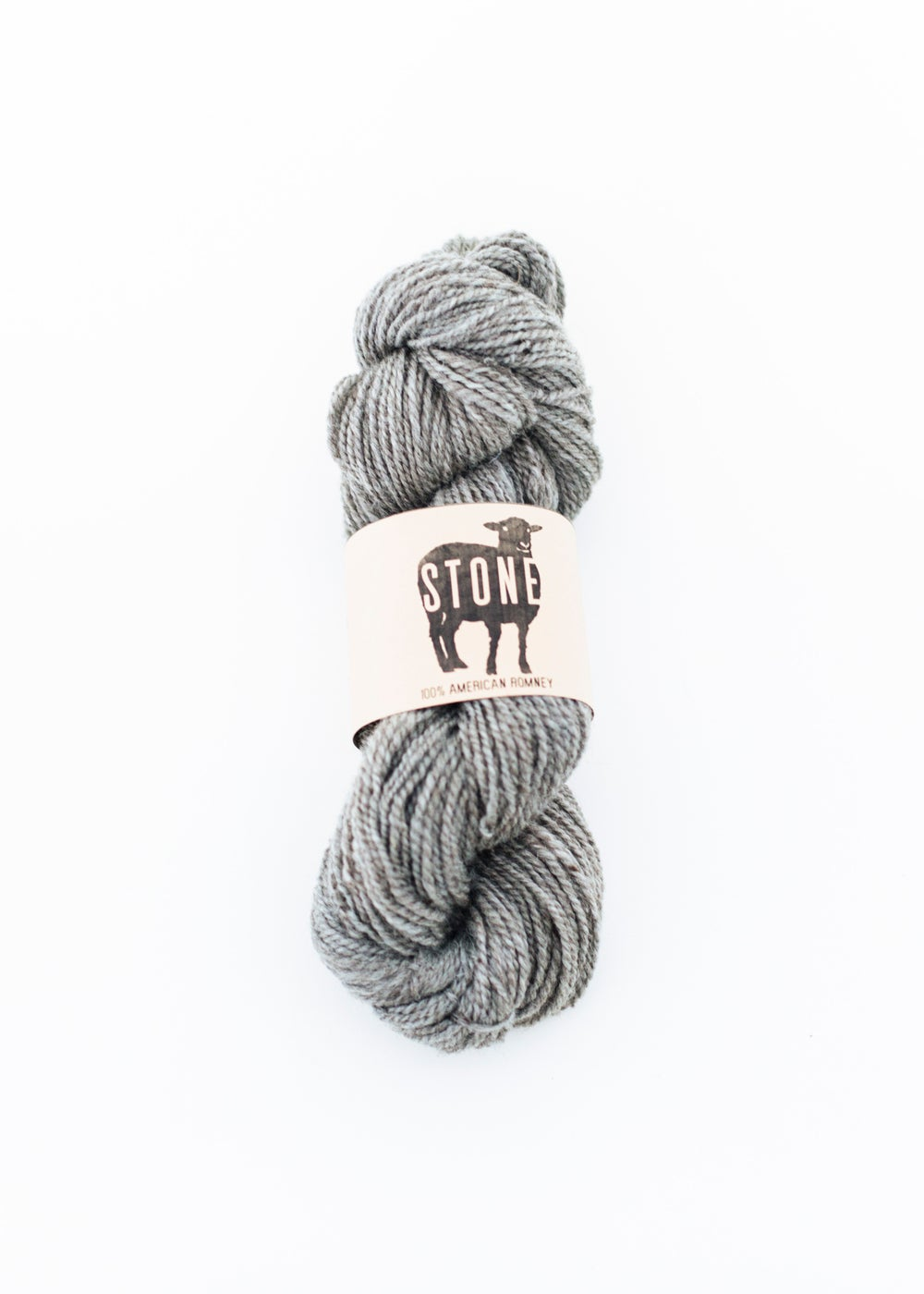 Image of Light Worsted Weight Undyed American Romney