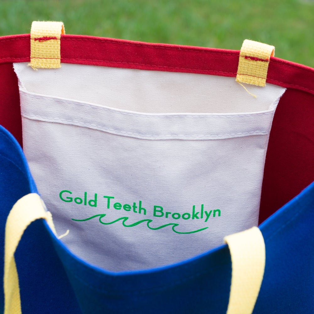 Image of Primary Color Tote