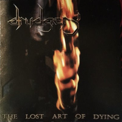 """Image of Drudgery """"The Lost Art Of Dying""""  2000"""