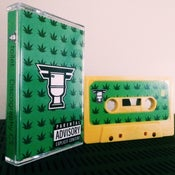 Image of toilet. Discography Cassette