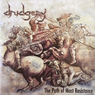 """Image of Drudgery """"The Path Of Most Resistance"""" 1999"""