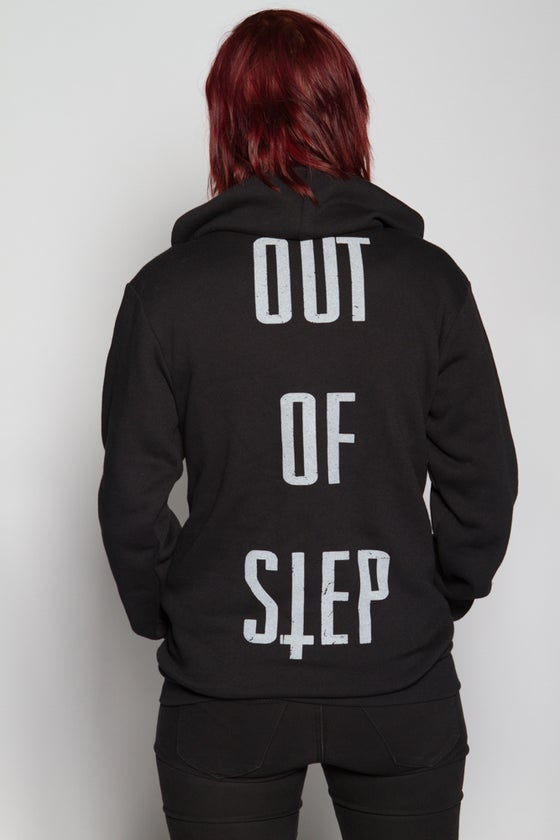 Image of Out Of Step Hoodie