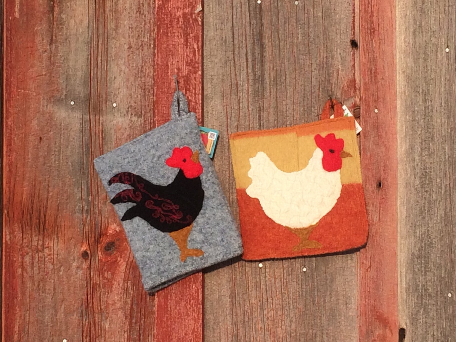 Image of Chickens! Chickens everywhere!