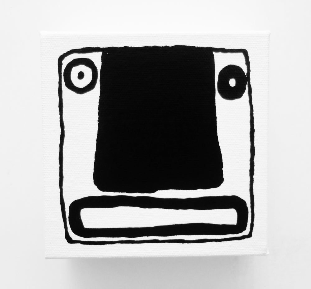 "Image of FACE - 5"" X 5"""