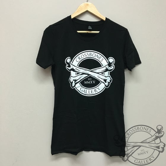 Image of Ladies CBG Logo Tee