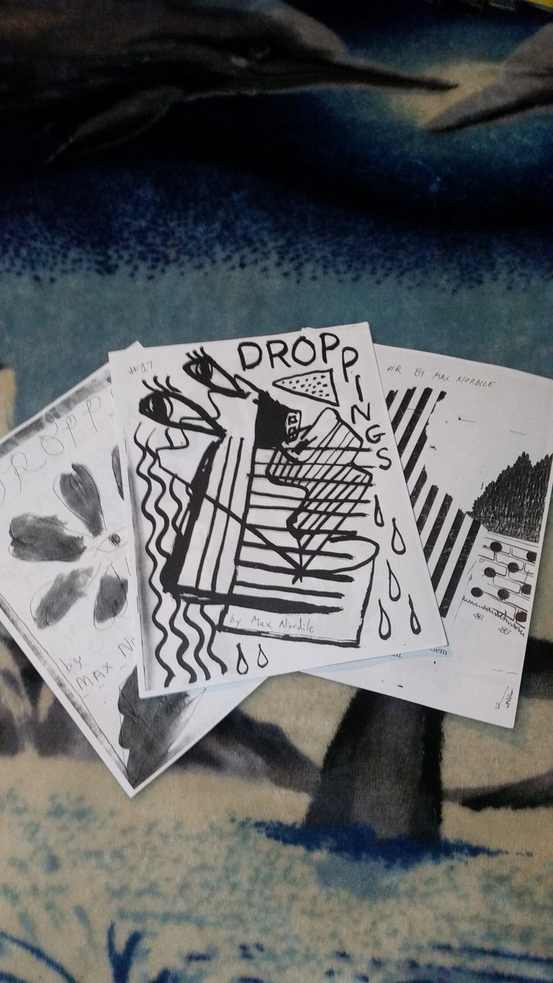 Image of Droppings Art and Humor magazine