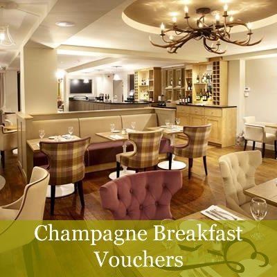 Image of Champagne Breakfast Vouchers