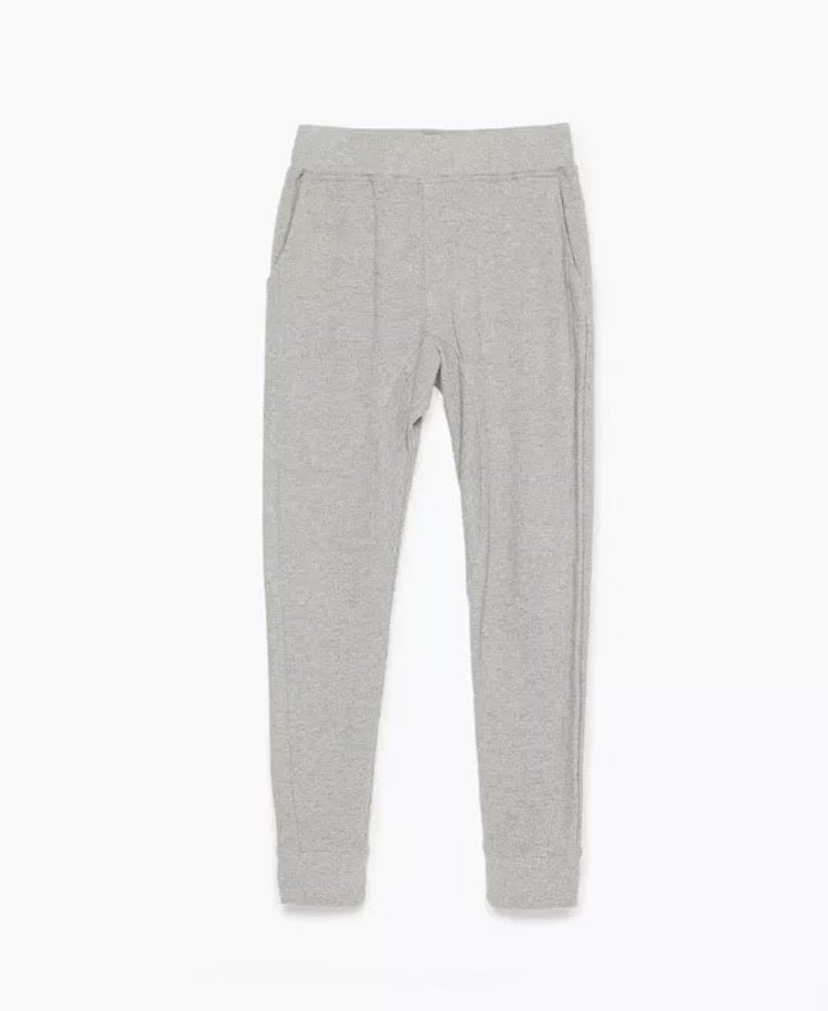 Image of GREY// COMFORT JOGGERS