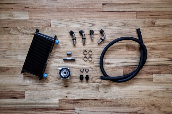 Image of VR6 Mocal Oil Cooler Kit