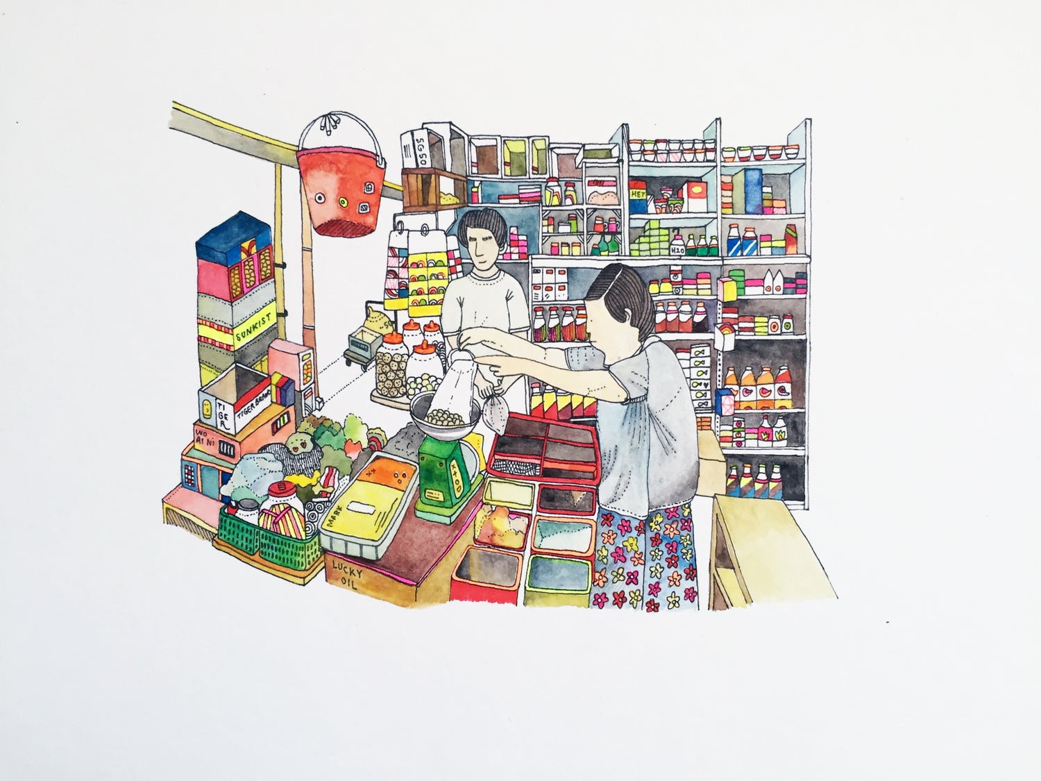 Image of Provision Shop