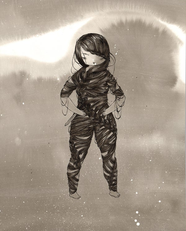 "Image of ""Her Suit"" by Stasia Burrington"