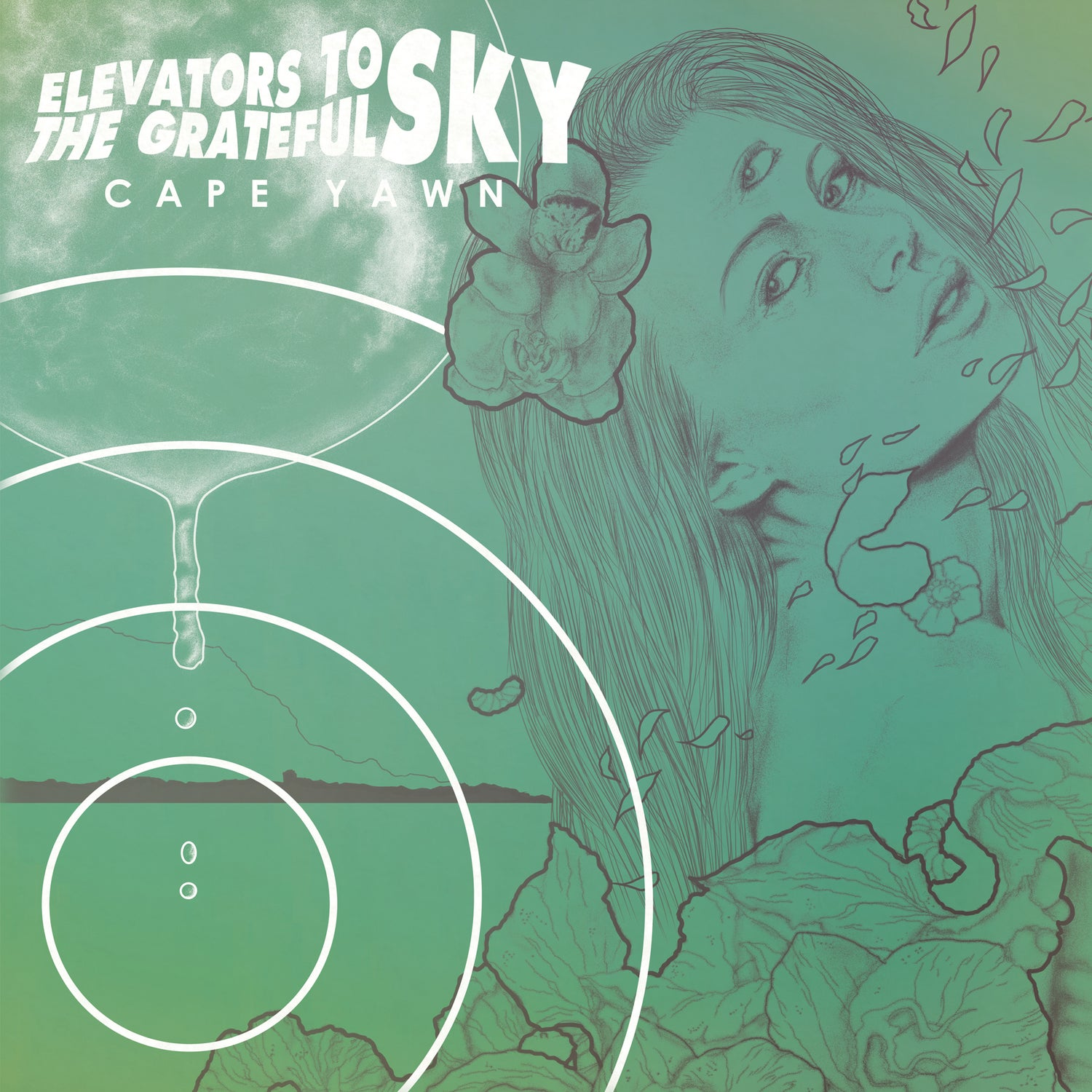 Image of Elevators To The Grateful Sky - Cape Yawn [LP]