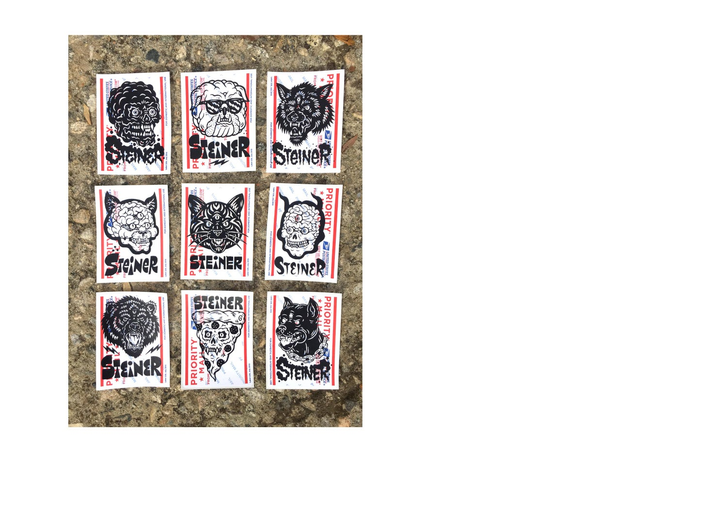 Image of Sticker Print and Pack