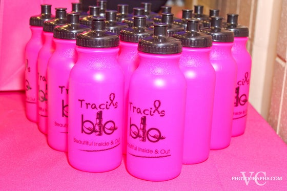 Image of Custom Traci's BIO Water Bottle