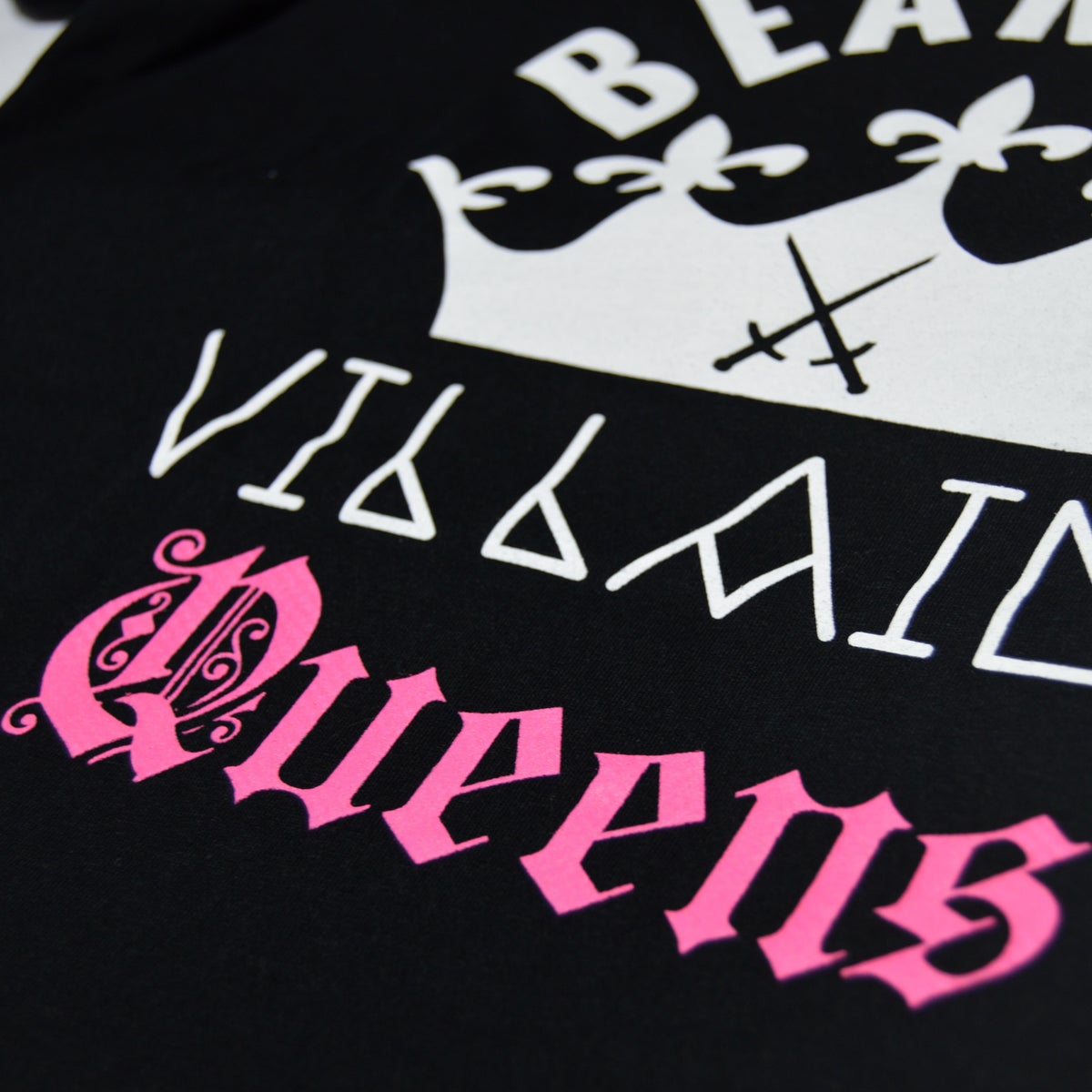 Image of BV QUEENS Official Logo ( V-Neck )