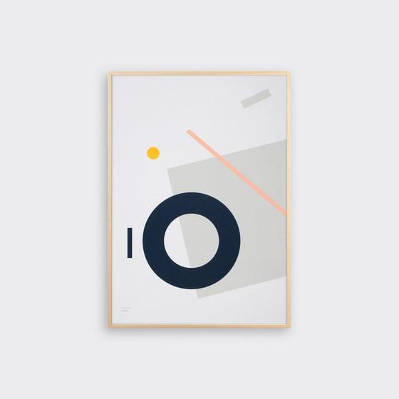 Image of Flotsam print by Tom Pigeon - 25 % off