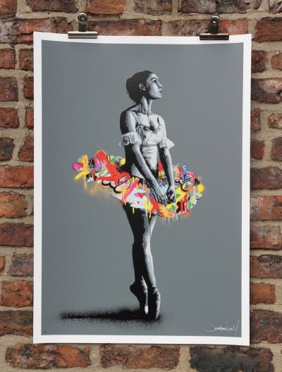 Image of Martin Whatson - En Pointe (main edition)