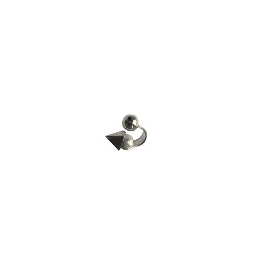 Image of Microdot #3 silver