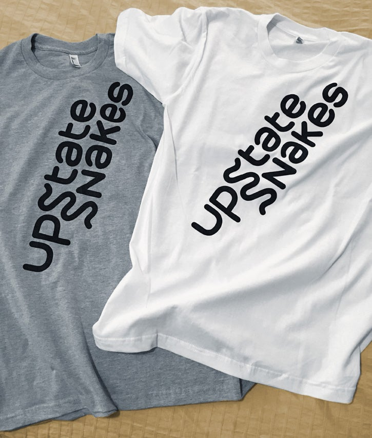 Image of UPSTATE SNAKES T-SHIRT