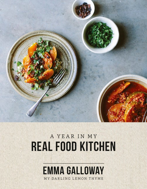 Image of A YEAR IN MY REAL FOOD KITCHEN