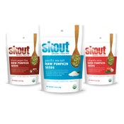 Image of Skout Organic Raw Pumpkin Seeds - Assorted Flavors