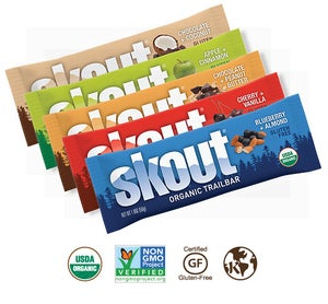 Image of Skout Organic Trailbars - Assorted Flavors
