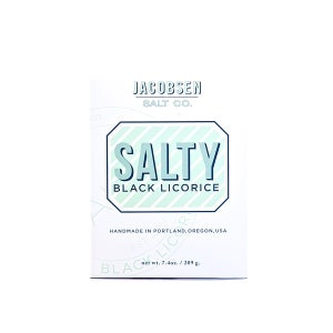 Image of Jacobsen Salt Co. Salty Black Licorice