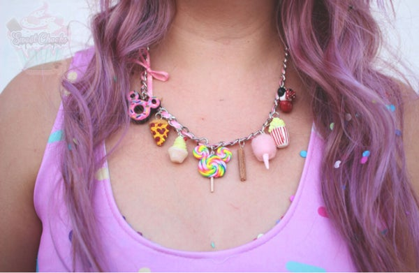 Image of Treat Statement Necklace