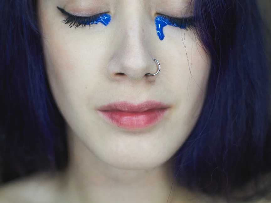 Image of Blue Tears