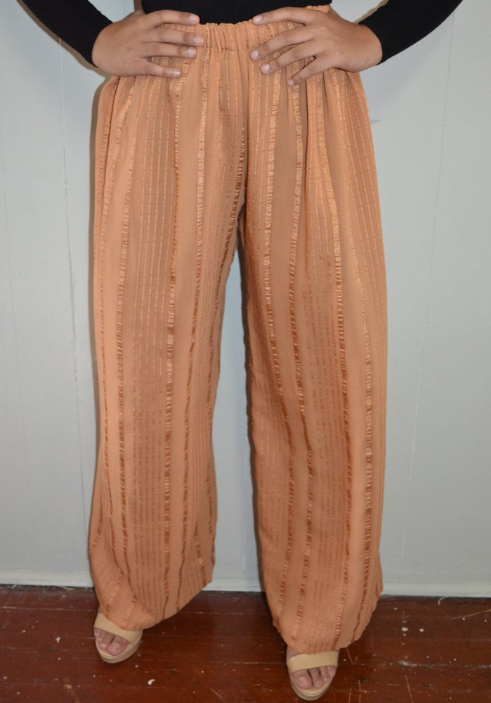 Image of Eclipse Pants (Earth Orange).