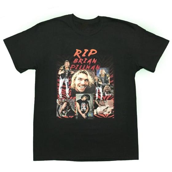 Image of Brian Pillman Tribute tee