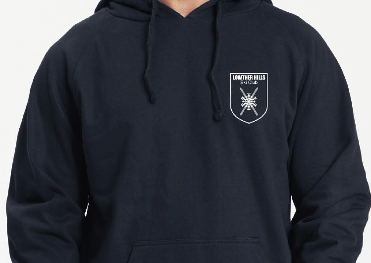Image of Lowther Hills Ski Club Adult Hoody