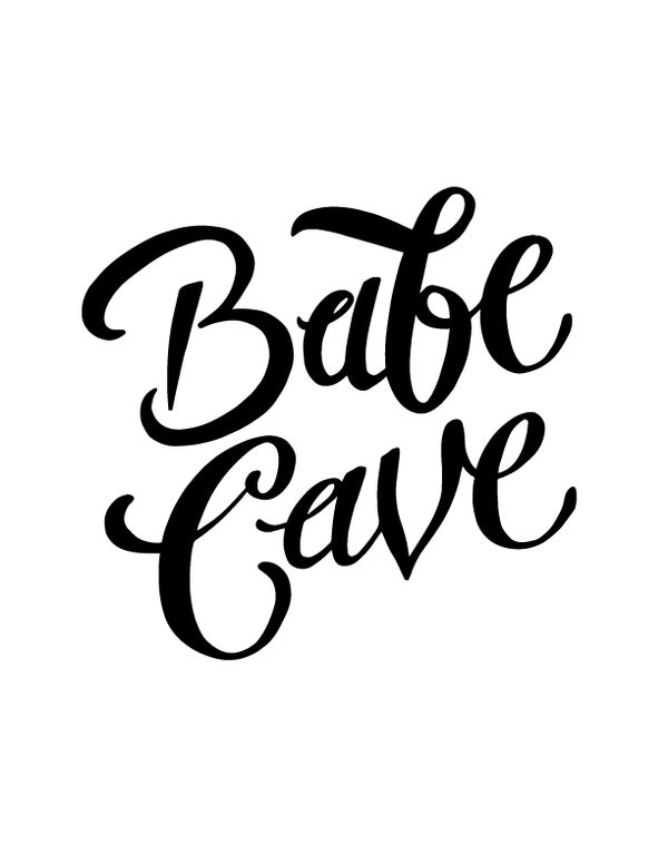 Babe Cave - HOUSE15143