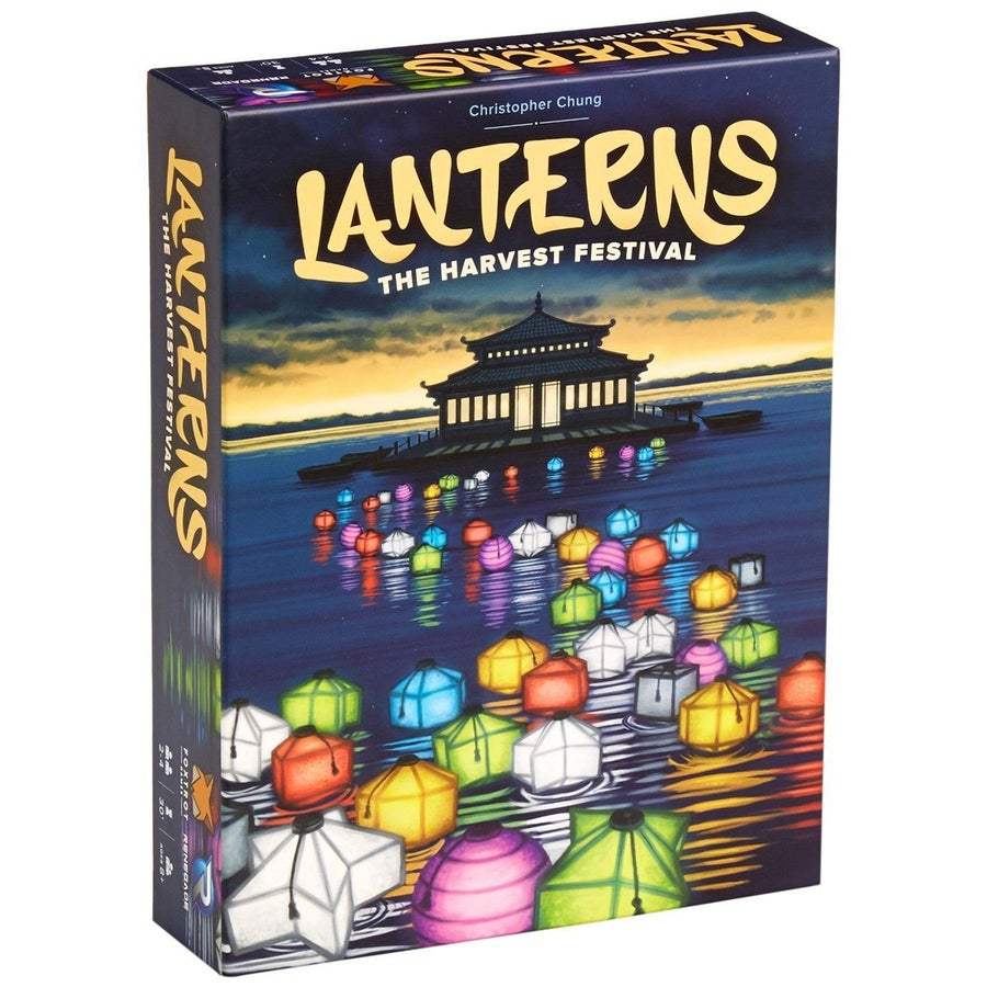 Image of Lanterns: The Harvest Festival