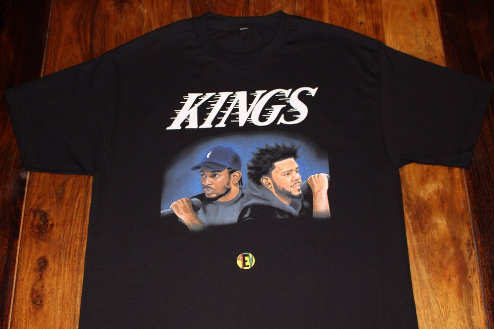 "Image of Kendrick/Cole ""KINGS"" [4EV] (BLACK)"