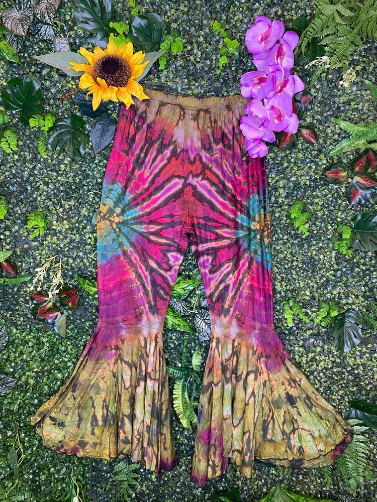 Image of Tie Dye Flares - Las Vegas