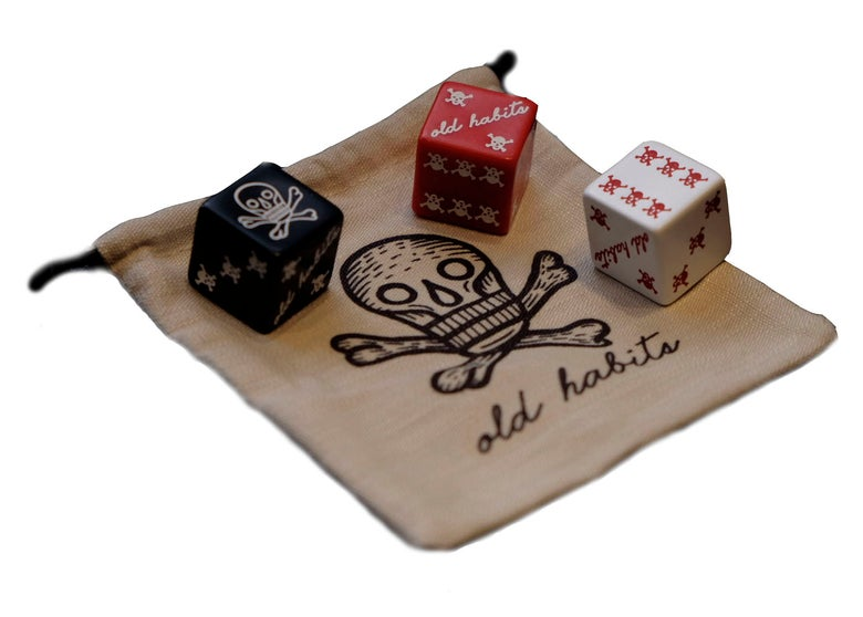 Image of Old Habits Dice