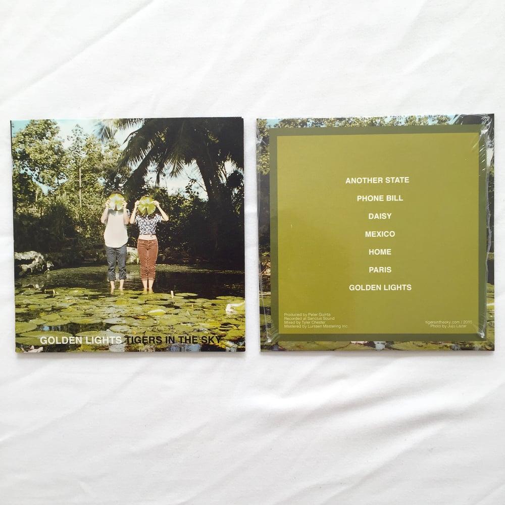 Image of Golden Lights EP - Hard Copy