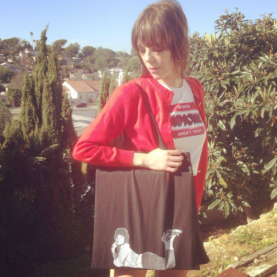 Image of Little Eva tote bag